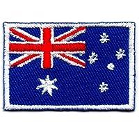 Queensland Fahne Flagge Flaggen Aufn/äher Patch Australien