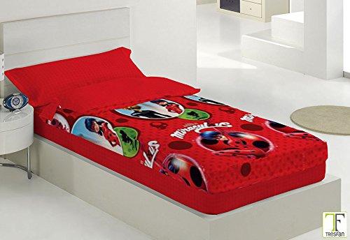 Saco Nórdico LadyBug cama 90