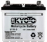 Kyoto - Motorcycle battery U1-R9 12V 24Ah - Battery