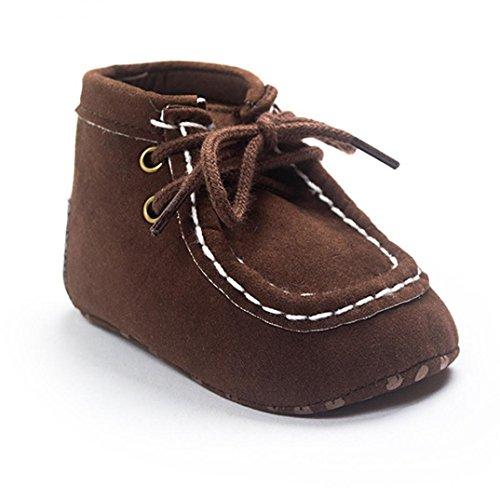 Fulltime® Lit bébé Haut Aide Bandage Toddler Sneakers antidérapants Chaussures
