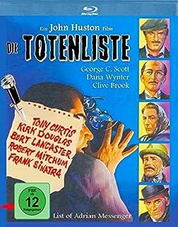 Die Totenliste - clever konstruiertes All-Star-Krimipuzzle - Deutsche Blu-ray Premiere - limitiert auf 999 Exemplare