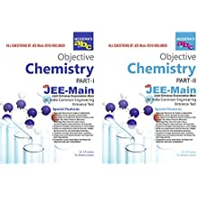 Modern's ABC of Objective Chemistry Part I & Part II(Jee-Main)