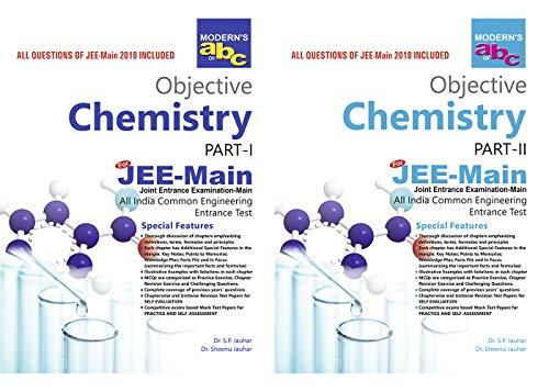 ctive Chemistry Part I & Part II(Jee-Main) (English Edition) ()