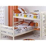 Cañete - Sacolit LULA cama 90 - Color Lula B