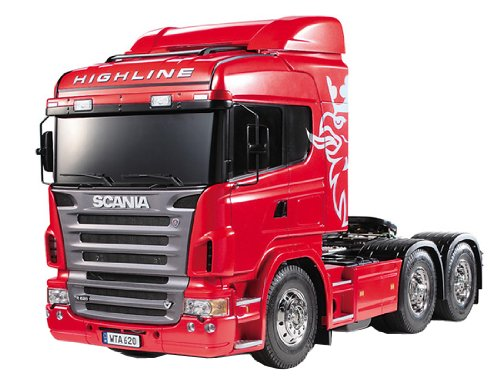 Tamiya scania r620 highline - radio-controlled (rc) land vehicles (toy car)