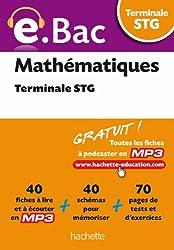 e.Bac - Mathématiques Terminale STG