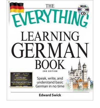 "(The ""Everything"" Learning German Book) By Edward Swick (Author) Paperback on (Nov , 2009)"