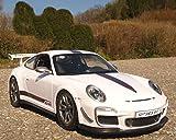 RC Porsche 911 - 997 GT3 mit AKKU + LICHT Länge 32cm
