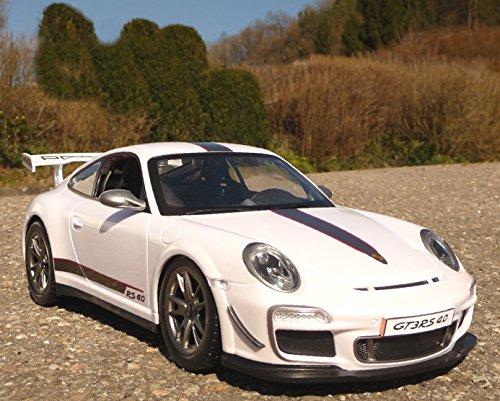 """RC Porsche 911 - 997 GT3 mit AKKU + LICHT Länge 32cm \""""Ferngesteuert 2,4-GHz\"""""""