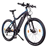 NCM Moscow Plus E-Bike Mountainbike, 250W, 48V 14Ah/16Ah • 672Wh/768 Wh Akku, 27,5