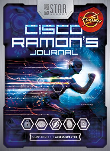 S.T.A.R. Labs: Cisco Ramon's Journal (Stars Laboratories) -