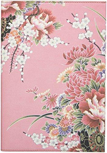 Daycraft N75 213-00 - Flower Wow A5 liniertes Notizbuch, gedruckte Illustrationen von Blumen, pink (Rosa Journal Linierte Seiten)