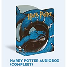 Harry Potter audiobox (compleet)