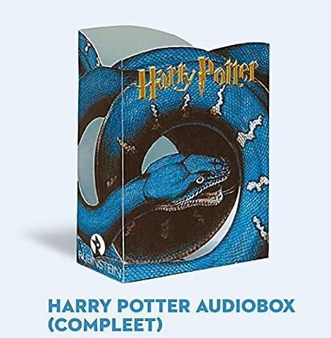 Harry Potter audiobox (compleet)