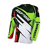 Uglyfrog Motocross Winter Thermal Vlies 2018 Langarm Ärmel Jersey Frühlingsart Motocross Mountain Bike Downhill Shirt Herren Sportbekleidung Kleidung