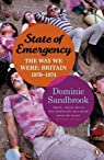 State of Emergency par Sandbrook