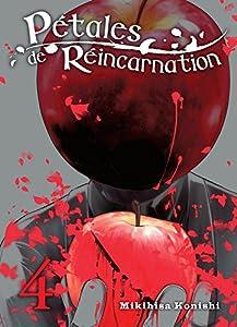 Pétales de Réincarnation Edition simple Tome 4