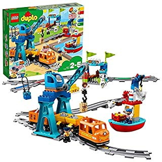 LEGO DUPLO Güterzug (10875) Kinderspielzeug (B0765CFDRH) | Amazon Products