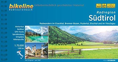 Sudtirol Radatlas Eisacktal Pustertal Etschtal Vinsch 2018
