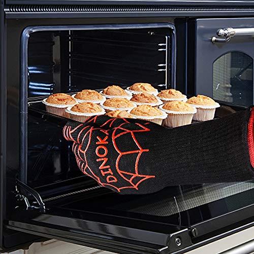 Zoom IMG-3 guanti grigliati dinoka da forno