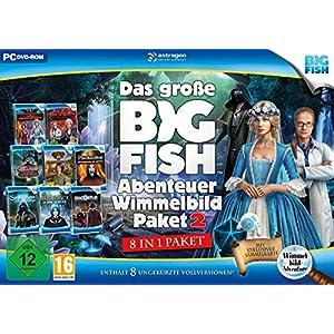 Das große Big Fish Abenteuer Wimmelbild-Paket 2 – PC [
