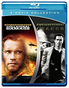 Eraser & Collateral Damage [Blu-ray] [US Import]: Amazon