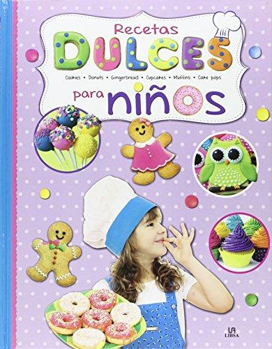 Recetas Dulces Para Niños (Taller Creativo) por Aa.Vv