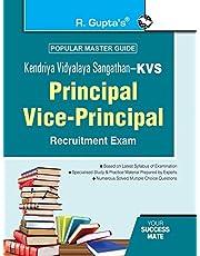 KVS: Principal & Vice-Principal Recruitment Exam Guide