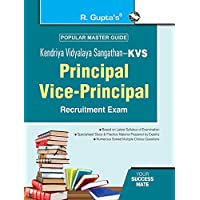 KVS: Principal & Vice-Principal Recruitment Exam Guide