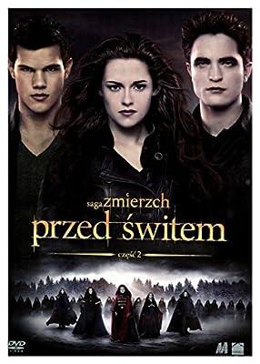 The Twilight Saga: Breaking Dawn - Part 2 [DVD] [Region 2] (English audio) by Kristen Stewart