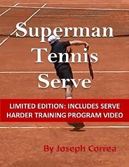 PDF Gratis Superman Tennis Serve (Limited Edition)
