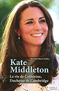 Book's Cover ofKate Middleton