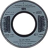 """Allesa, was ich brauche, bist du/Die alte Mühle 87"""" Vinyl Single)(1979)(Global 0033.219)"""