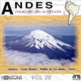 Andes Folklore del Altiplano by Horizon Collection (2000-05-15)