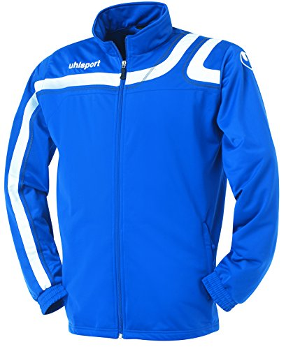 uhlsport Jacke Progressiv Web royal/weiß