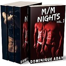 M/M Nights (L'Intégrale): (Roman Érotique MM, HARD, Interdit, Première Fois, Gay M/M)