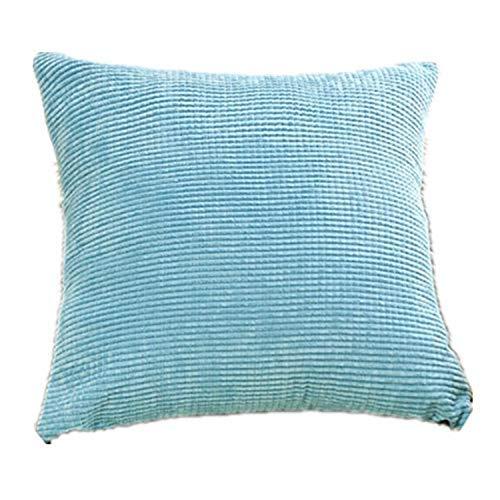 Cuscino home cuscino per auto a forma di cuscino di peluche con cuscino quadrato federa per divano