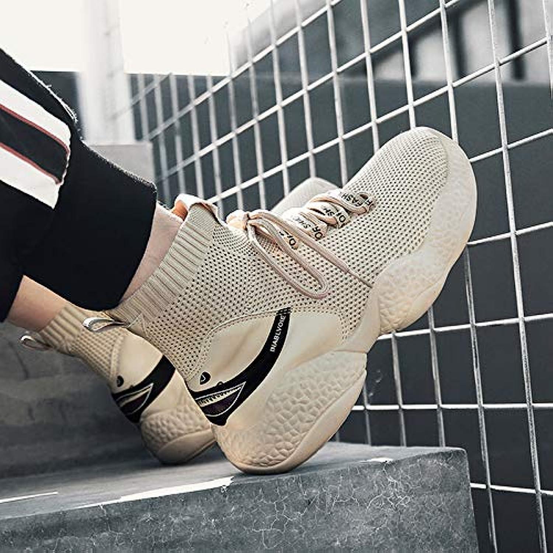 HCBYJ Calze Calze Calze scarpe Scarpe Alte da Uomo Scarpe di Tela da Uomo Scarpe Sportive Calzini Selvatici Scarpe da Uomo... | riparazione  | Maschio/Ragazze Scarpa  9b3e94