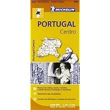Portugal Centro (Michelin Regional Maps)