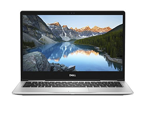 "Dell Inspiron 13-7380 Ordinateur Portable 13,3"" Full HD Argent (Intel Core i5, 8Go de RAM, SSD 256Go, UMA, Windows 10 Home) Clavier AZERTY Français"