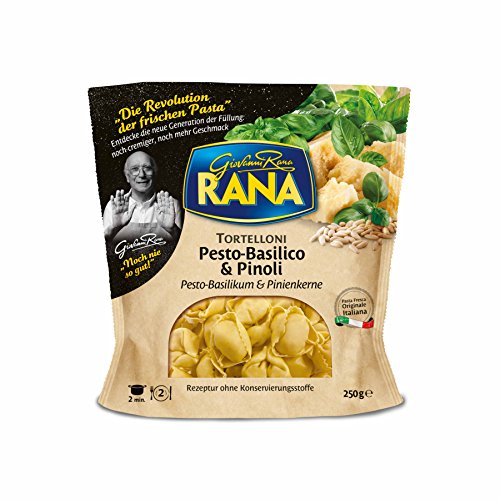 Rana - Tortelloni Pesto Basilico & Pinoli Pasta - 250g