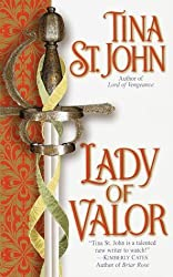 Lady of Valor by Tina St. John (2000-04-04)