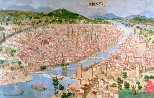 impression-sur-verre-acrylique-120-x-80-cm-carta-della-catena-at-1490-de-italian-school-bridgeman-im