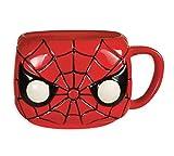 Close Up Marvel Pop! 3D Tasse Spiderman, aus Keramik