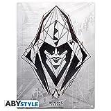 Assassins Creed–3D Cartel de Chapa–Assassin...