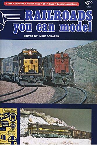 Title: Railroads You Can Model