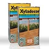 2 x 5l Xyladecor Douglasien-Öl (10 Liter)