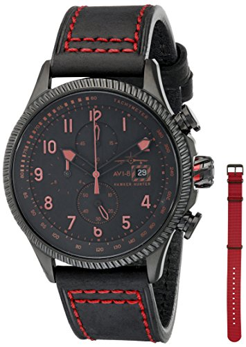 AVI-8 Hawker Hunter AV-4036-03 montre quartz homme