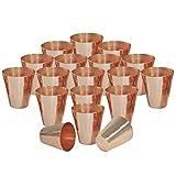 DakshCraft ® Small Solid Copper Mosco...