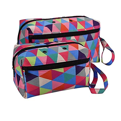 Häkeln Handtasche (Ysoom Tasche für Wolle, Handarbeitstasche Häkeln, Stricken Tasche für Garn Stränge, Häkelnadeln, Strick Handtasche 2pcs)